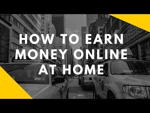 HOW TO EARN MONEY ONLINE ON ANDROID    2018  
