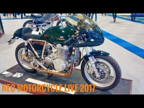 NEC 2 Motorcycle Live 2017
