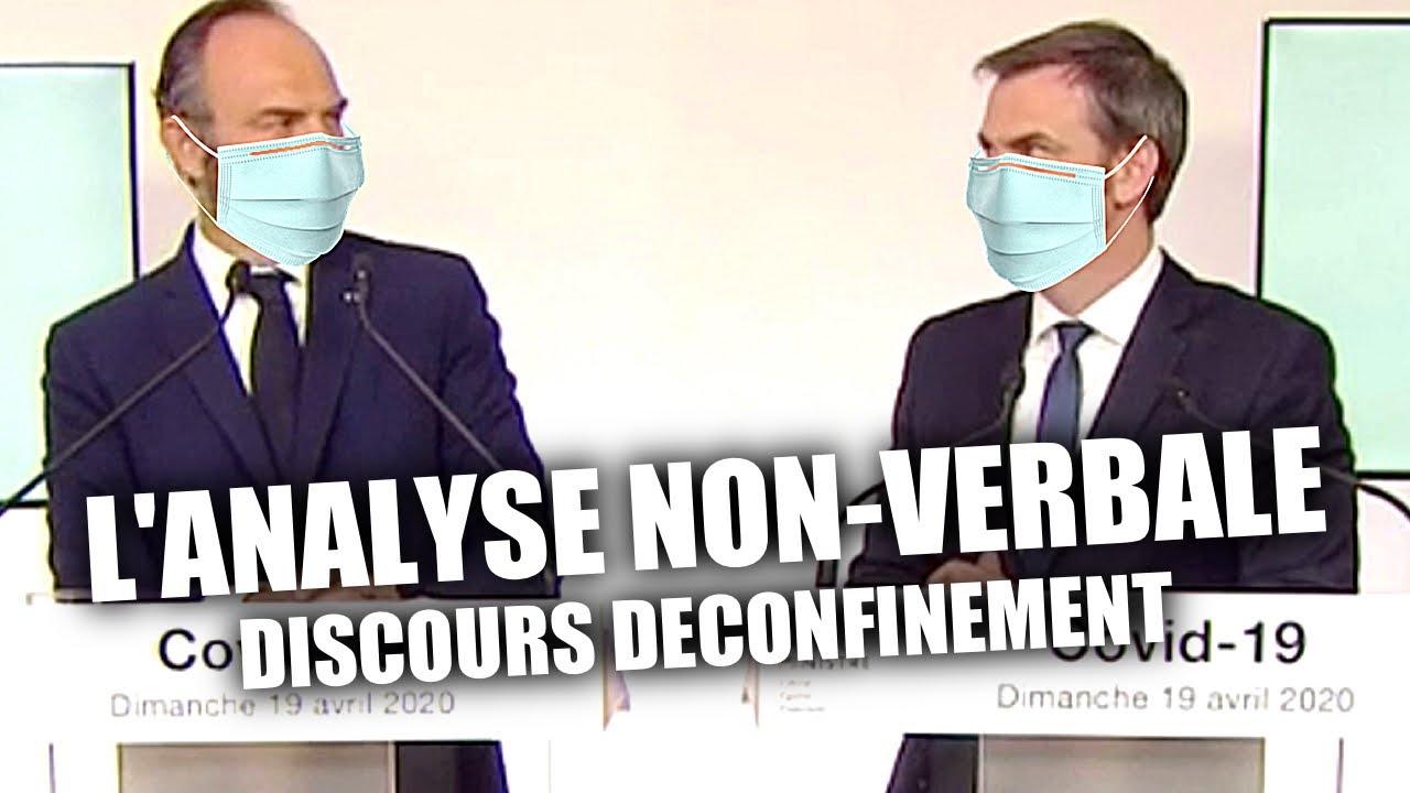 COVID19 : Je décrypte la gestuelle d'Édouard Philippe et d'Olivier Véran  - Analyse  #15