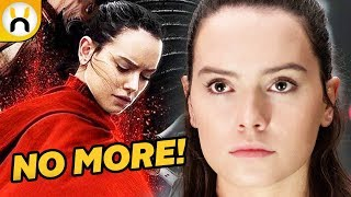 Daisy Ridley DONE With Star Wars After Episode IX
