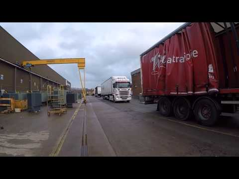 A Day In The Life. (1) Trucking In Ireland HD