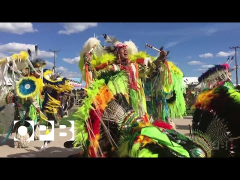 Julyamsh Powwow 2016