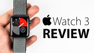 Apple Watch 3 - FULL Review