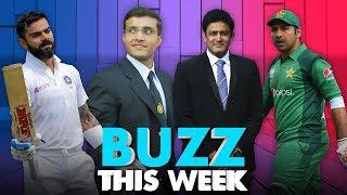 Buzz This Week: Dadagiri at BCCI   King Kohli's week   Jumbo Kings XI