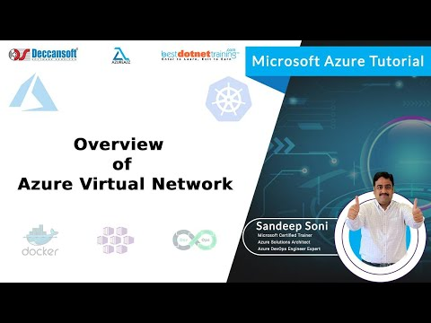 Microsoft Azure Training - Overview of Azure Virtual Network - Part 01