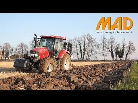 Case IH Maxxum 130 CVX: tractor test