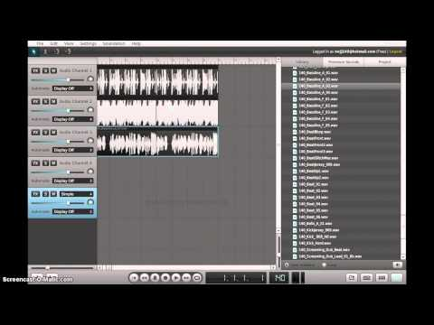 How to make dubstep on Soundation
