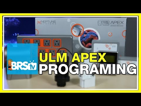 ULM Tank Trials Ep-18: Apex Programming for Ultra Low Maintenance | BRStv