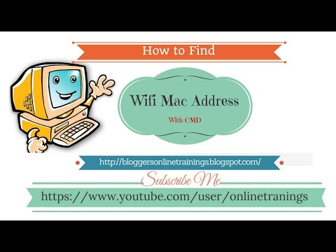 How to Find MAC Address in Window 10 with CMD in Urdu and Hindi