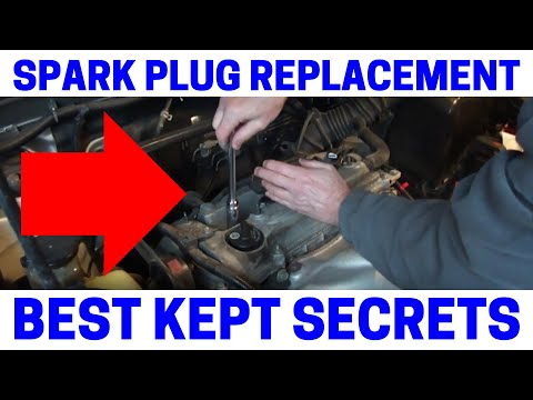 How To Replace Your Toyota Camry Spark Plugs