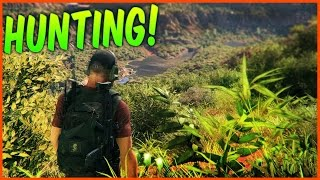 KILLING THE UGLIEST BAD GUY EVER! (Ghost Recon Wildlands)