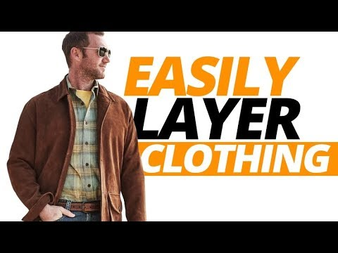 EASILY Layer Outfits | 10 Rules To Layering Clothes Like A BOSS