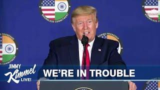 Trump Says Coronavirus is Very Much Under Control