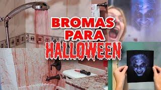 BROMAS PARA HALLOWEEN. MAIRE VS EL INTERNET
