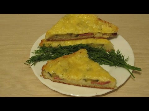 How To Make A Delicious Kefir Pizza - DIY Food & Drinks Tutorial - Guidecentral