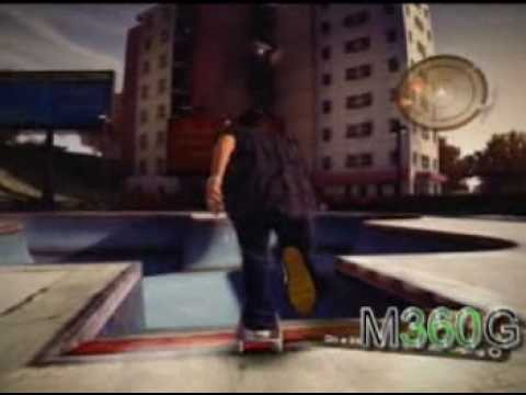 Skate 2 BLAOW!! Challenge Guide