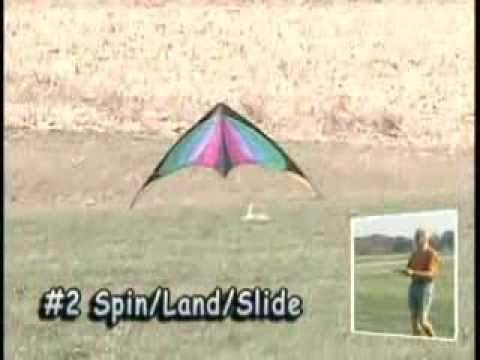 Dodd's  6 step Learning/Practice system for Dual Line Sport Kites