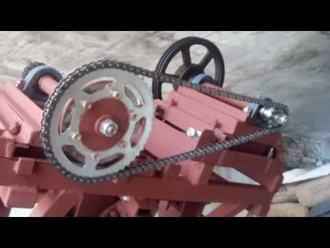 My DIY concrete mixer (Бетономешалка своими руками) (Моята самоделна бетонобъркачка)