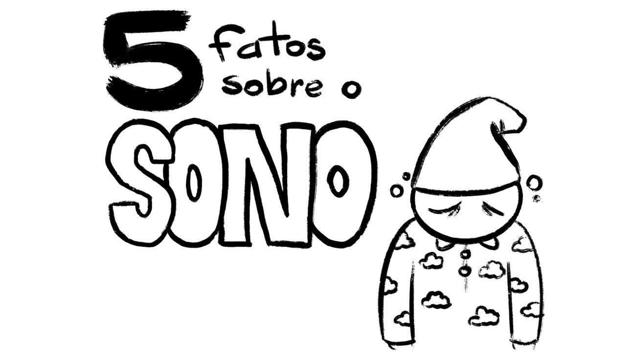 5 FATOS SOBRE O SONO