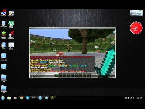 join my minecraft server (hamachi only) (closed)