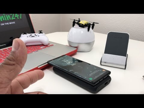 How To Charge Your Devices Fast And Wirelessly When Your're On The Go!