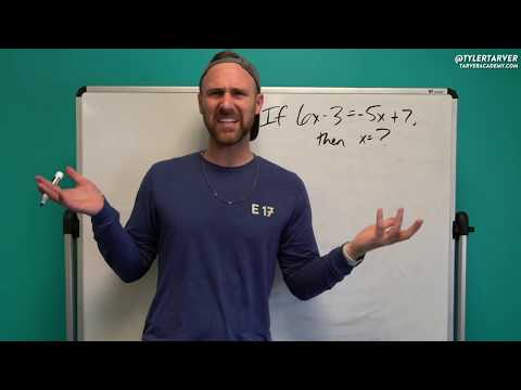 Solving for X | Problem of the Day #81