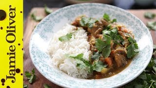 Easy Chicken Curry from Kerryann