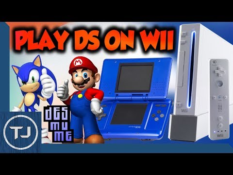 How To Play Nintendo DS Games On Your Wii (DeSmuME Emulator)