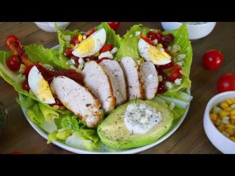 Mission Avocado Cup Cobb Salad