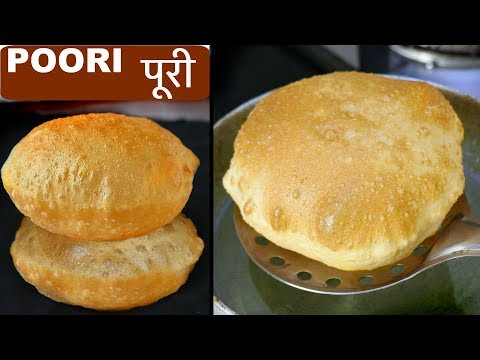मुलायम और खस्ता पूरी की रेसिपी | How to Make Poori, Puri Recipe in Hindi | CookWithNisha
