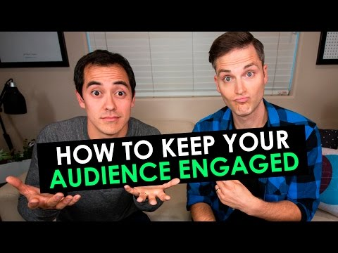How to Keep Your Audience Engaged on YouTube — 5 Tips
