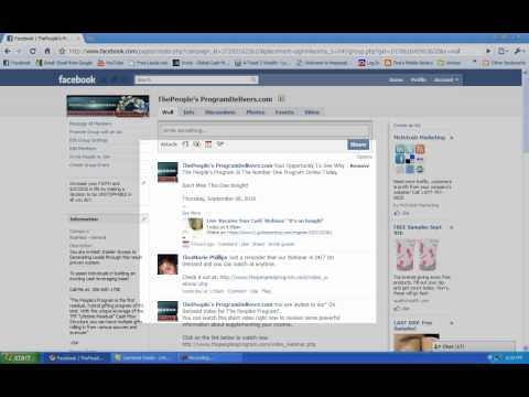 How to Create and Promote a Facebook Group