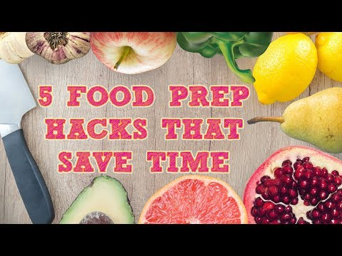 5 FOOD PREP HACKS THAT SAVE TIME | Best Ways to Cut Fruits and Vegetables | DIY Tips & Tutorials