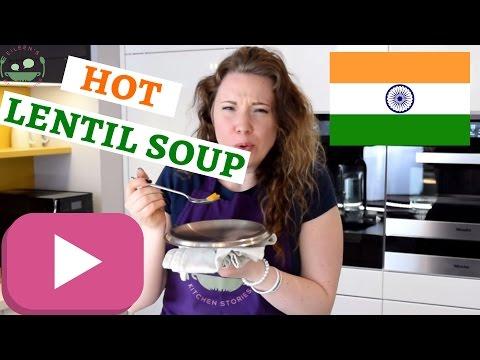 INDIAN SAMBAR Recipe | Lentil Based South Indian Soup Recipe