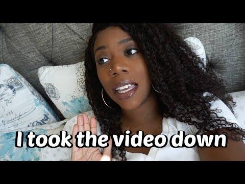 I Took The Video Down | Valencia's Life