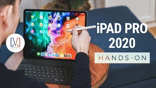 iPad Pro 2020 UNBOXING and Hands-on Review