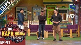 Khan Brothers Arbaaz Khan & Sohail Khan - The Kapil Sharma Show - Episode 41 - 10th September 2016
