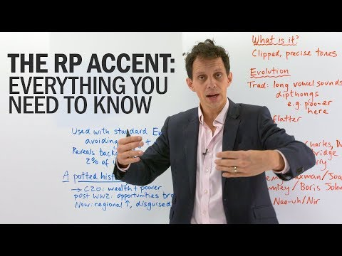 The RP English Accent – What is it, how does it sound, and who uses it?