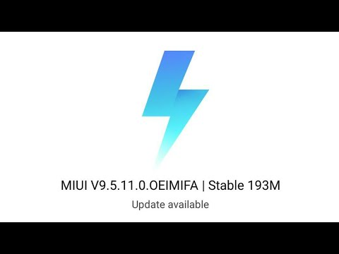 MIUI 9.5.11.0 GLOBAL STABLE UPDATE FOR REDMI NOTE 5 PRO | MIUI 9 GLOBAL STABLE UPDATE | NOTE 5 PRO