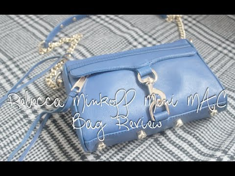 Rebecca Minkoff Mini MAC Bag Review