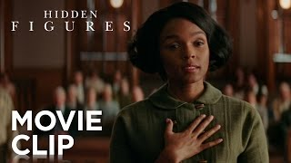 "Hidden Figures | ""Make You The First"" Clip [HD] 
