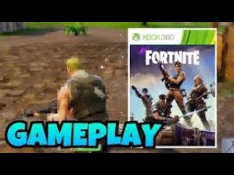 How To Get Fortnite On Xbox 360 New Update 2018!!