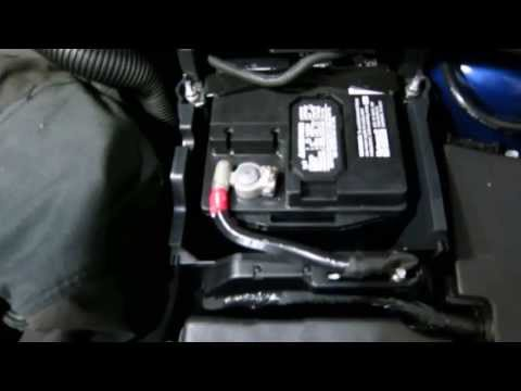 How To Replace Ford Focus Battery