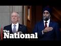 U.S-Canada Defence meeting