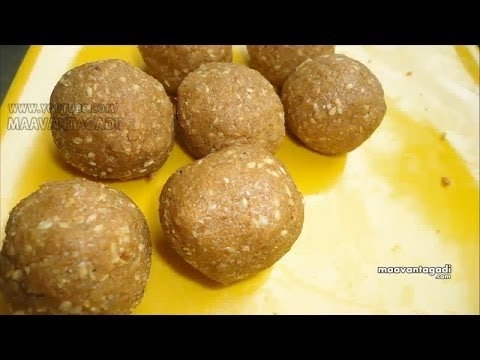 How to make Nuvvula laddu (Sesame) Preparation | Episode – 272 |Maa Vantagadi Telugu Recipes