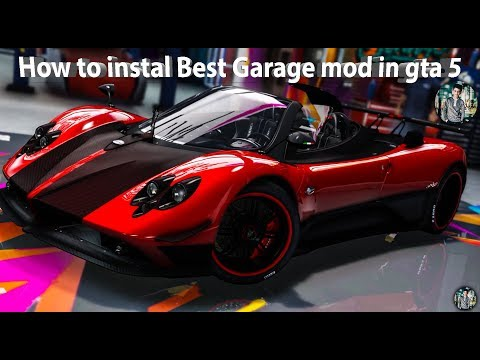 How to download and install New Benny Motorworks Garage Mod in GTA 5 🎵 Tule Edition 🎵 (2K)