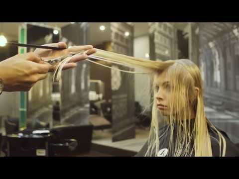 How To Cut Perfect Face Framing Layers in Long hair with balayage