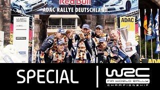 WRC 2015: FIA Prize Giving Gala Clip
