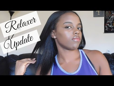 Relaxer Update #3 + Length Check