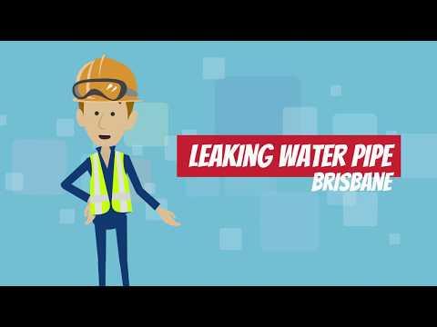 Leaking Water Pipe Brisbane- Leak Detection Brisbane- The Leak Trackers
